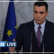 Pedro Sanchez appelle les touristes étrangers à planifier leurs vacances en Espagne