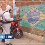 Amérique du Sud: le nouvel épicentre de l'épidémie de coronavirus
