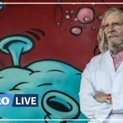 Coronavirus: Didier Raoult tacle la gestion de l'épidémie à Paris