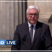 Le président allemand appelle à «plus de coopération» dans la lutte contre la pandémie de Covid-19