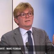 Audition Publique: Marc Fesneau répond aux questions d'Yves Thréard
