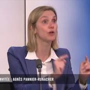 Projet de loi de finances: «40 milliards pour préparer l'avenir», explique Agnès Pannier-Runacher