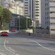 Claude Lelouch réalise un court-métrage dans les rues de Monaco