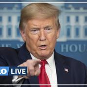 «Tentative d'invasion» au Venezuela: «Ça n'a rien à voir avec notre gouvernement» assure Trump
