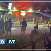 Atlanta: policiers et manifestants s'affrontent après la mort de Rayshard Brooks