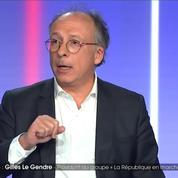 Gilles Le Gendre sur le Smic « nous ne devons pas brider la compétitivité des entreprises »