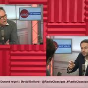 David Belliard était l'invité de la matinale Radio Classique – Le Figaro (12 mars)