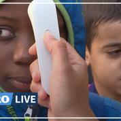 À La Courneuve, les écoliers reprennent l'école «en douceur»