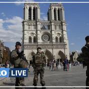 Le parvis de Notre-Dame de Paris rouvre, «un grand moment» pour Anne Hidalgo