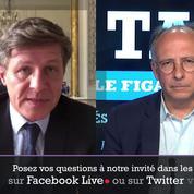 Nicolas Florian: «Ma priorité et mon parti c'est Bordeaux»