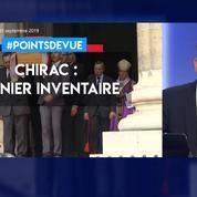 Chirac : dernier inventaire