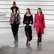 Défilé Chanel automne-hiver 2020-2021