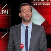 Benjamin Griveaux confirme qu'il ignore si Emmanuel Macron rentrera de vacances suite à l'attaque terroriste d'Opéra