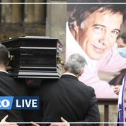 Obsèques de Guy Bedos: ses proches ont rendu un dernier hommage au comédien à Paris