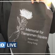 À Séoul, des militants pro-démocratie commémorent le soulèvement de Tianenmen