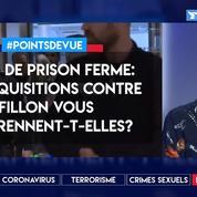 2 ans de prison ferme: les réquisitions contre Fillon vous surprennent elles?