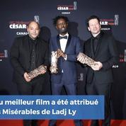 Le palmarès des César 2020