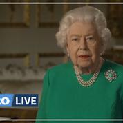 Coronavirus: «Ce succès appartiendra à chacun d'entre vous», encourage Elizabeth II