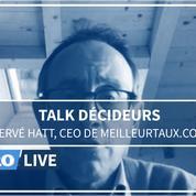 Hervé Hatt, CEO de MeilleurTaux.com: «En 24h, nos 1600 salariés se sont retrouvés en télétravail»