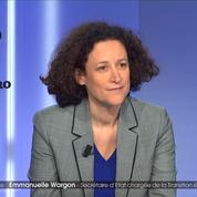 Emmanuelle Wargon sur les violences : «Il y a eu de la complaisance aux deux bouts de l'échiquier politique»