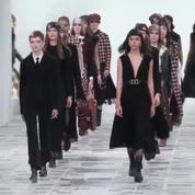 Défilé Dior automne-hiver 2020-2021