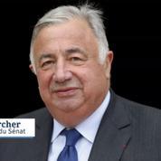 Masques: «Il y a eu une part d'omission», déclare Gérard Larcher en vue d'une commission d'enquête