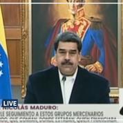 Le Venezuela accuse Washington d'être impliqué dans une «invasion» de «mercenaires»