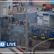 REPLAY - Florence Parly s'exprime après l'incendie du sous-marin nucléaire «Perle»