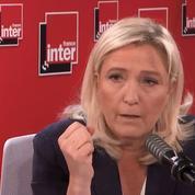 Affaire Traoré: être délinquant «ne justifie pas le risque de mourir», selon Marine Le Pen
