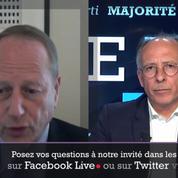 Philippe Goujon: «La seule question c'est stop ou encore Anne Hidalgo»