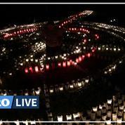 Allemagne: des milliers de bougies pour les victimes du Covid-19