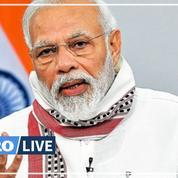 Inde: Narendra Modi annonce un plan de relance de 250 milliards d'euros