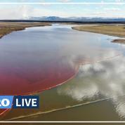 Pollution en Arctique: une marée noire après le dégel du permafrost