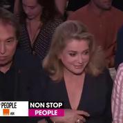 Non Stop People - Catherine Deneuve : son retour en tournage après son accident vasculaire