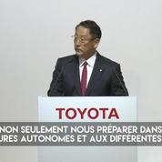 Toyota annonce un partenariat record avec Mazda