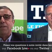 «A Bordeaux, je veux que le climat politique devienne plus apaisé», indique Pierre Hurmic