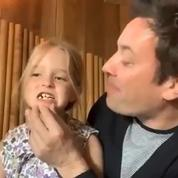 L'adorable vidéo de Jimmy Fallon interrompu en plein live par sa fille