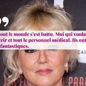 Non Stop People - Mylène Demongeot atteinte du coronavirus et hospitalisée, elle raconte