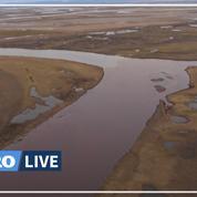 Russie: 20 000 tonnes de carburant se déversent par accident dans une rivière