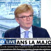 Marc Fesneau dénonce «tout acte qui vise à produire des ébullitions» dans la majorité