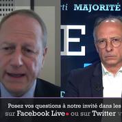 Philippe Goujon: «60% d'abstention au premier tour, on a jamais vu ça»
