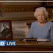 «Ne jamais abandonner»: les mots de la reine Elisabeth II pour le 8-Mai