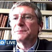 Frédéric Péchenard: les violences à Dijon sont «la démonstration de la perte d'autorité de l'Etat»