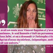 Non Stop People - Christophe mort : la chanteuse Zazie lui rend un bel hommage