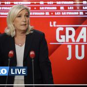 Loi Avia: «Un des pires reculs sur la liberté d'expression depuis 200 ans» alarme Marine Le Pen