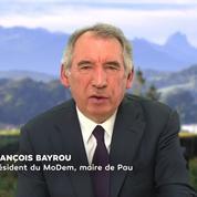Pour François Bayrou, la crise du coronavirus montre que «l'État centralisé n'a pas la capacité d'anticipation»