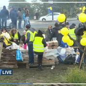 Près d'Avignon, les «gilets jaunes» sur les ronds-points pour leur premier anniversaire