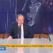 Football : «Je veux aller en Algérie» déclare Noël Le Graët