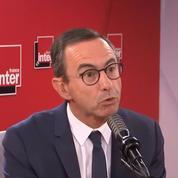 Racisme: «On devrait donner un Molière à Macron parce qu'on est dans Tartuffe», estime Retailleau