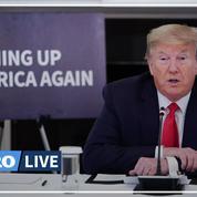 Donald Trump fustige la Chine et révoque le statut spécial de Hongkong